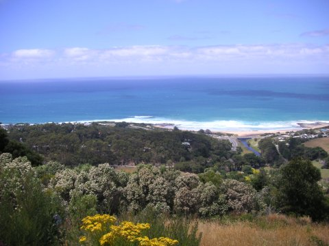 Apollo Bay, Victoria, Australien