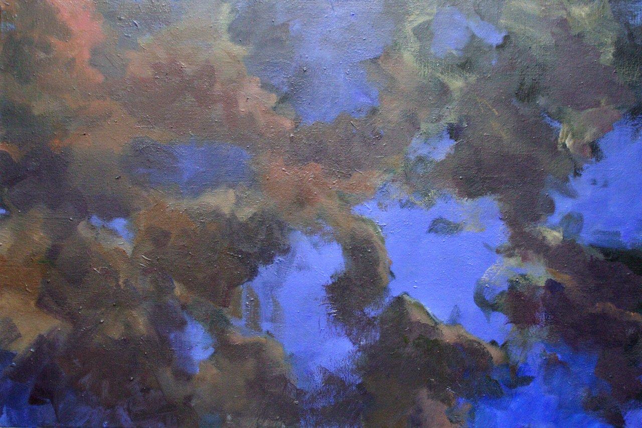 Bernard Lokai. Zeitgenössische Malerei, moderne Kunst   OnGolf