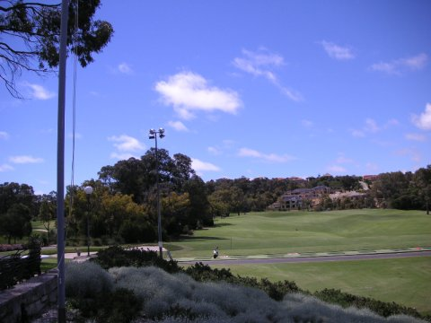 Golf Club Joondalup, West-Australien