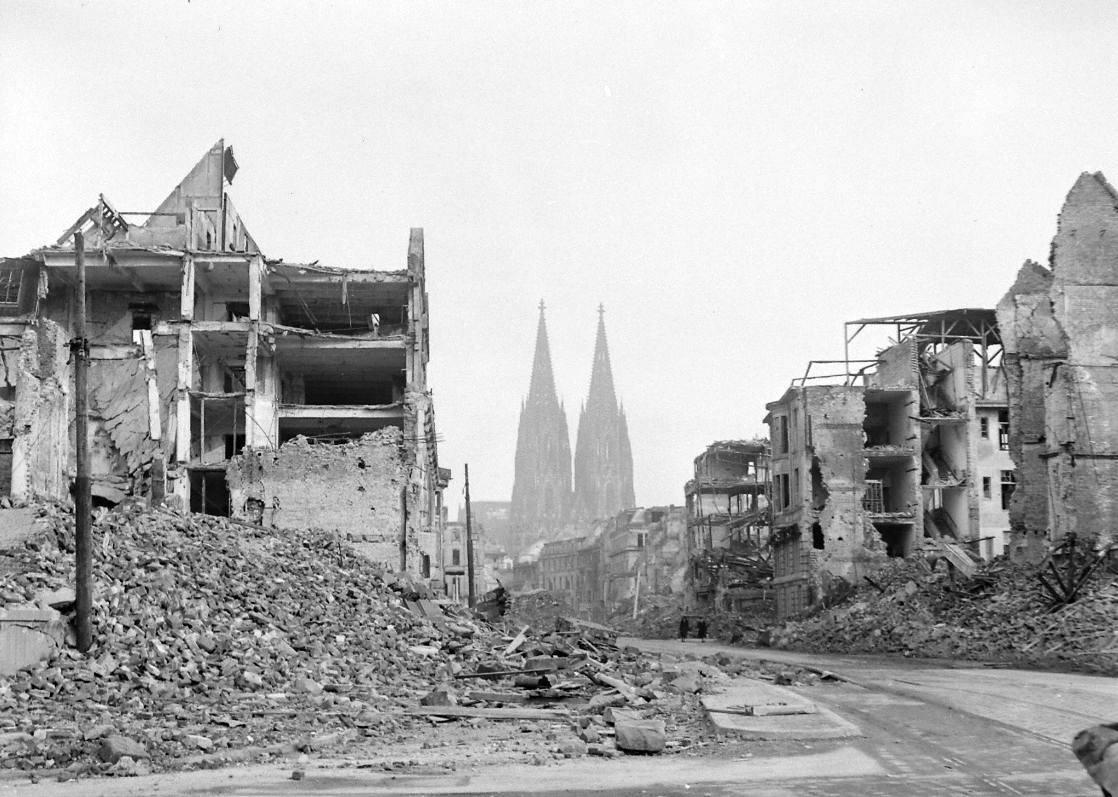 Köln 1945 Teil III