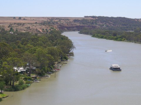 Murray River, Süd-Australien