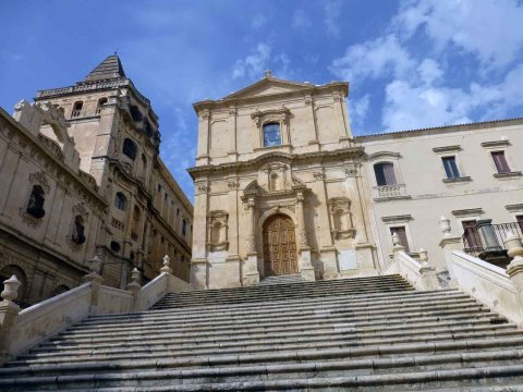 Noto - Sizilien
