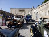 Oldtimer Ralley in Donnafugata - Sizilien