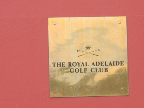 Royal Adelaide Golf Club