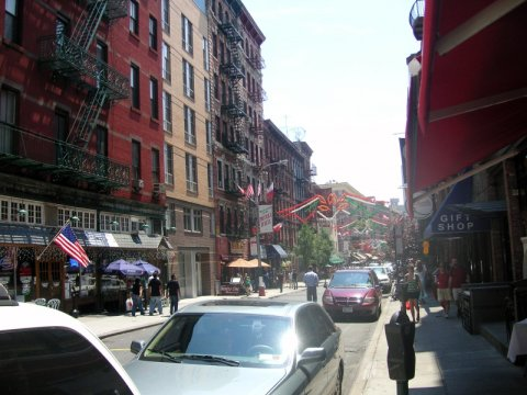 SoHo, New York
