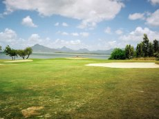 Golfplatz Mauritius