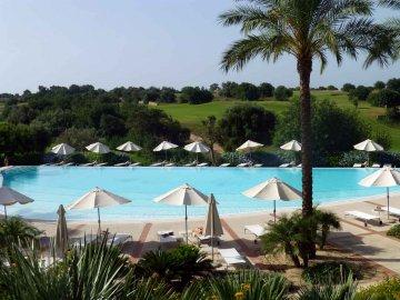 golfclub Donnafugata - Sizilien