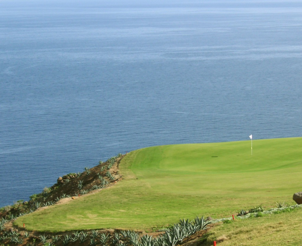 Golfplatz Tecina, La Gomera