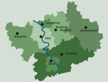 Golfen im Rheinland