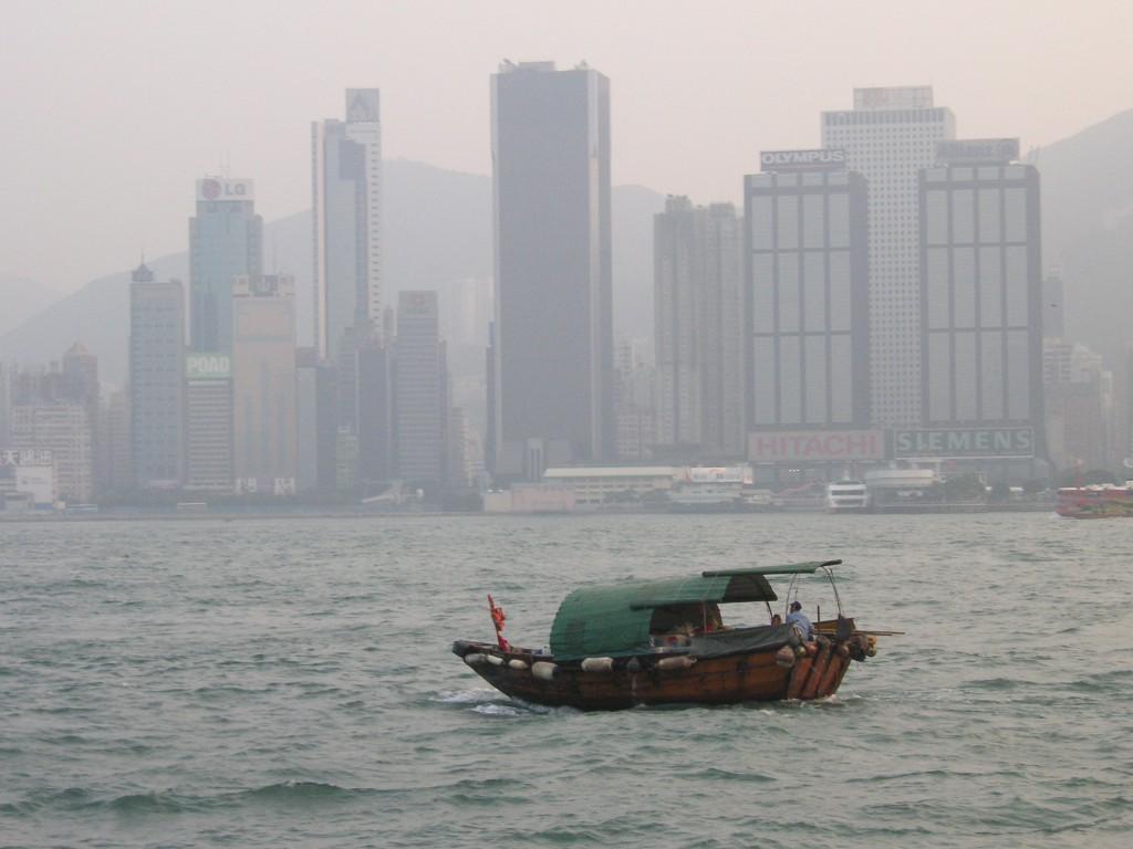 Hong Kong, Dschunke