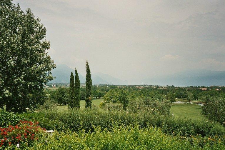 Gardagolf, Italien
