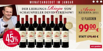 Vinos - Weine aus Spanien