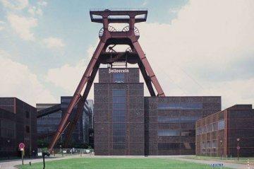 Zeche Zollverein, Nordrhein-Westfalen, Deutschland