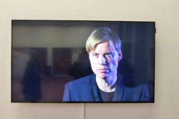 Gregor Schneider: Wand vor Wand - Bonn - Bundeskunsthalle