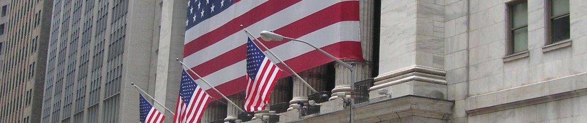 Börse NYSE Wass Street