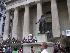 Wall Street Denkmal