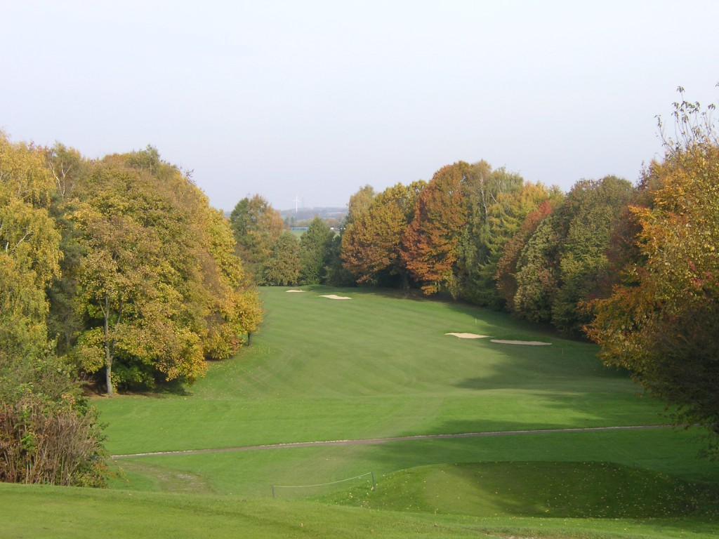 Golfplatz Hubbelrath