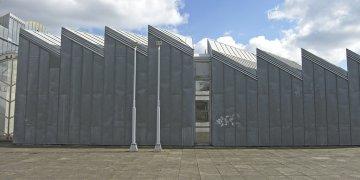 Museum Abteiberg in Mönchengladbach - NRW