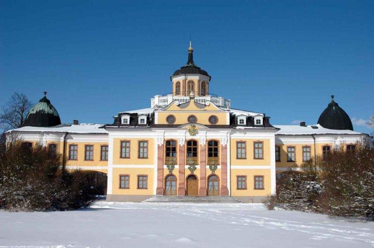 Schloss Belvedere - Weimar -Thüringen