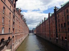 Deutschland - Hansestadt Hamburg
