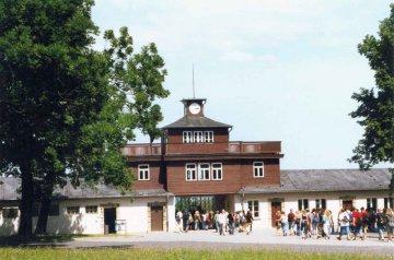 KZ-Tor Buchenwald - Thüringen