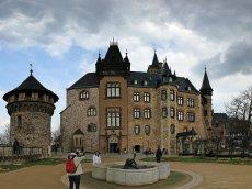 Schloss Wernigerode, Sachsen-Anhalt, Deutschland