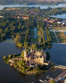 Schweriner-Schloss, Deutschland