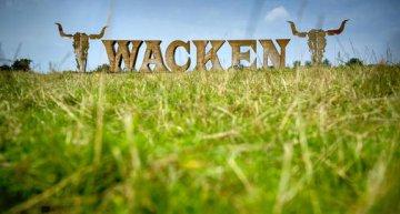 Wacken, Schleswig-Holstein, Deutschland