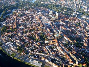 Lübeck, Schleswig-Holstein, Deutschland