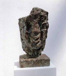 Armin Buamgarten Kopf-Skulptur