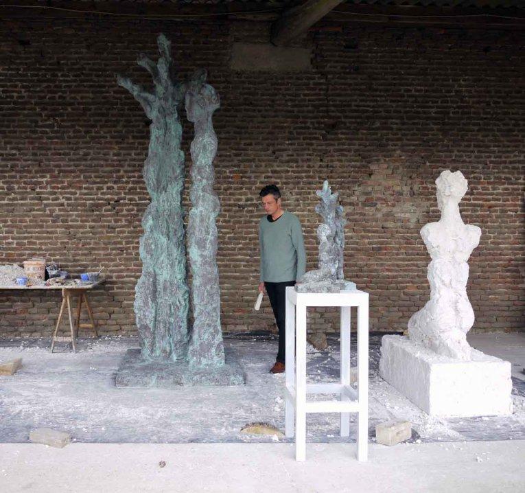 Armin Baumgarten - Atelier