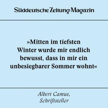 Albert Camus - Winter