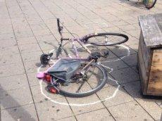 Fahrrad-Tod