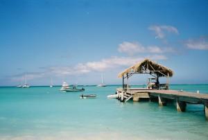 Straende, Tobago, Karibik