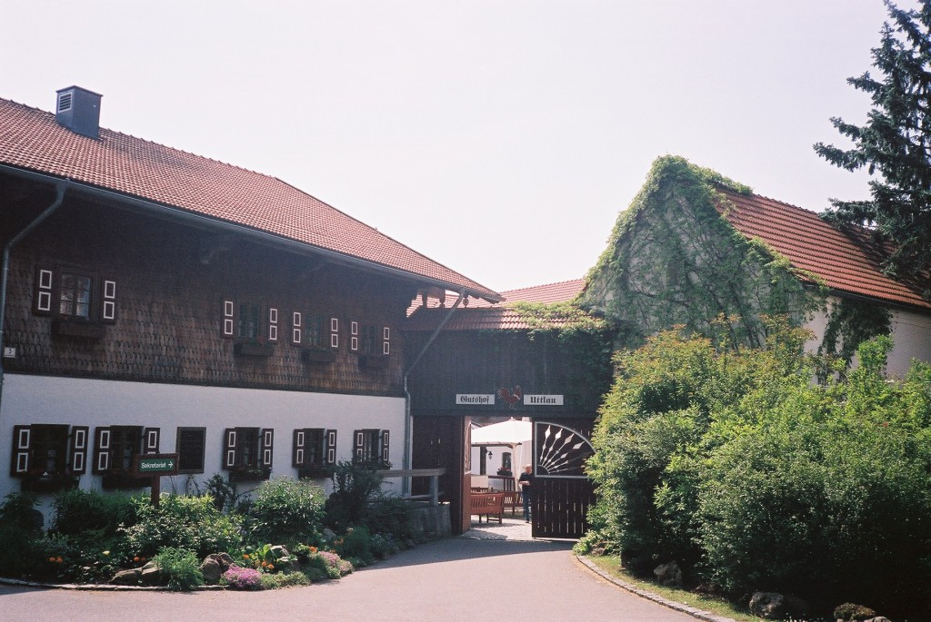 Gutshof Uttlau, Bad Griesbach, Bayern