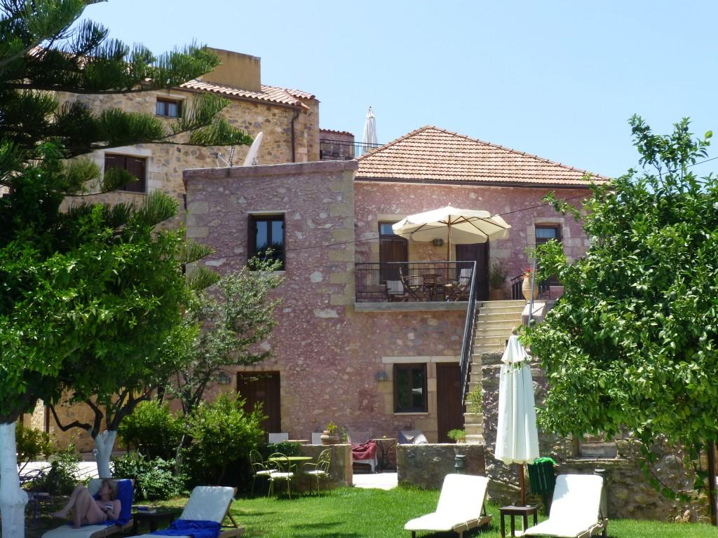 Hotel Spilia Village, Kreta