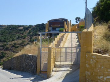 Ravdoucha epavlis , Kreta