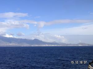 La Gomera, Teneriffa