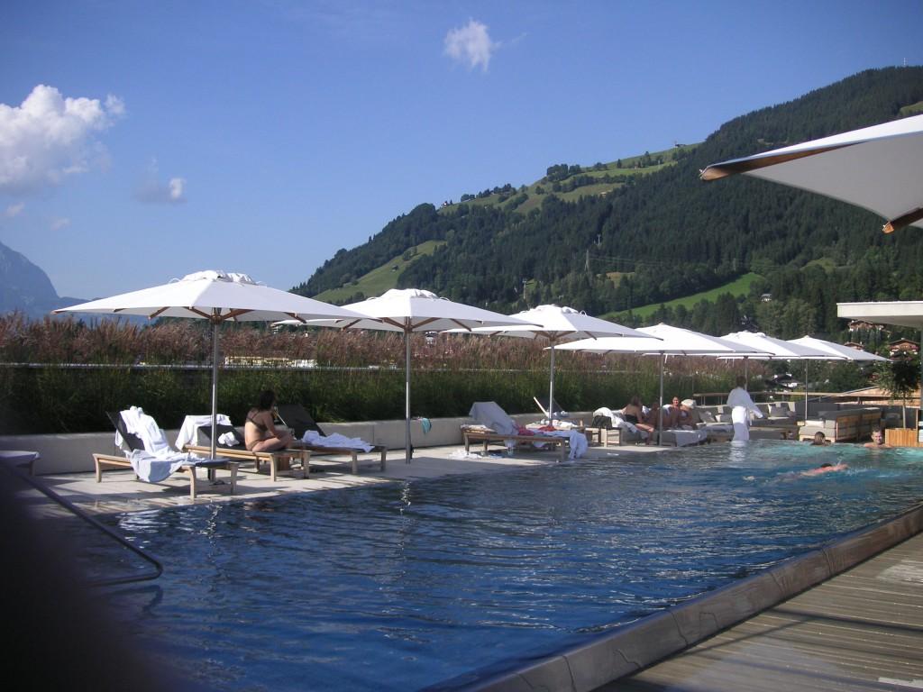 Kitzbühel, Hotel Schwarzer Adler