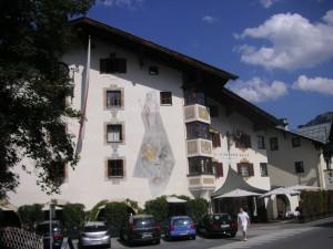 Hotel Schwarzer Adler, Kitzbühel