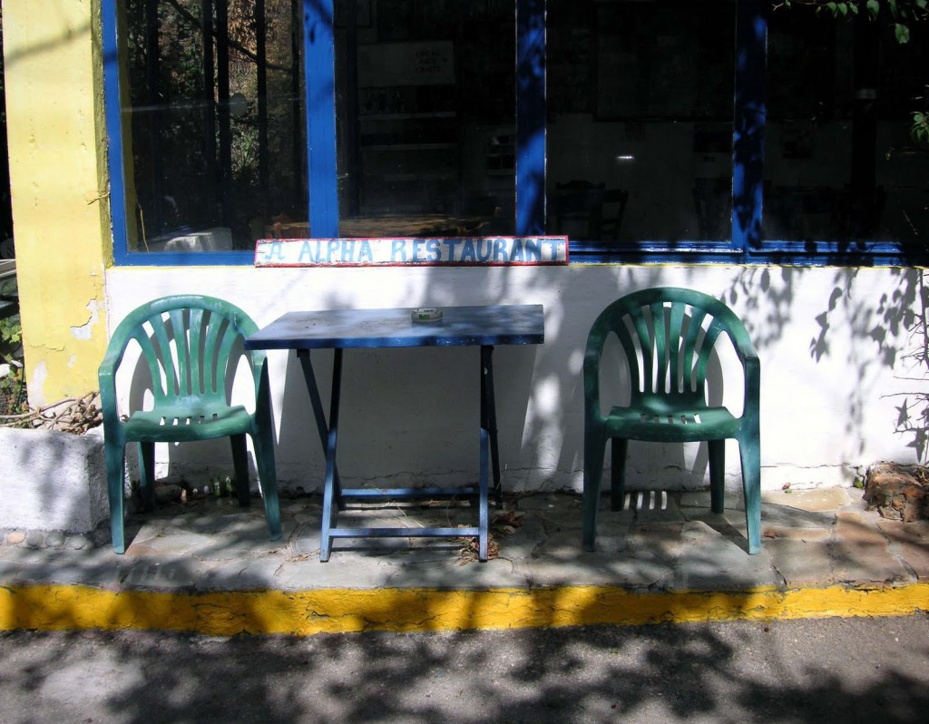Azogires, Kreta