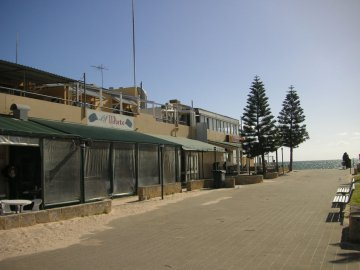 Freemantle, West-Australien