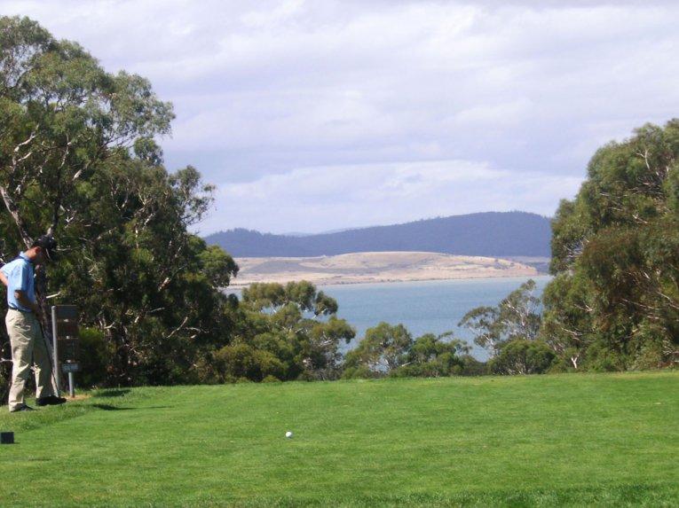 Royal Hobart Golf Club, Tasmanien
