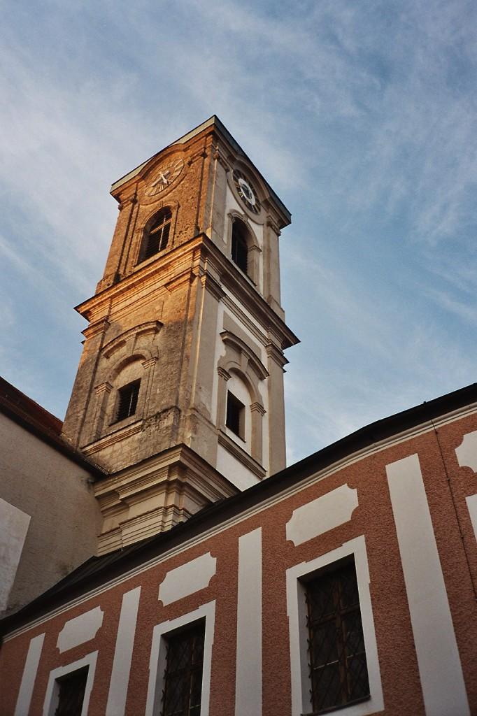 Kloster Asbach, Bayern, Deutschland