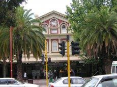 Perth Station, Australien
