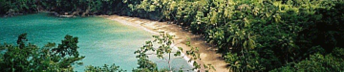 Englishmen Bay Tobago