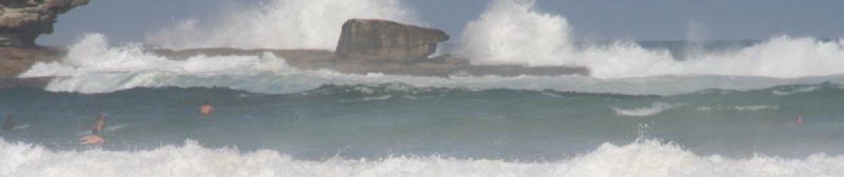 Bondi-Beach-Waves, Sydney