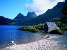 Cradle Mountain Lodge, Tasmanien