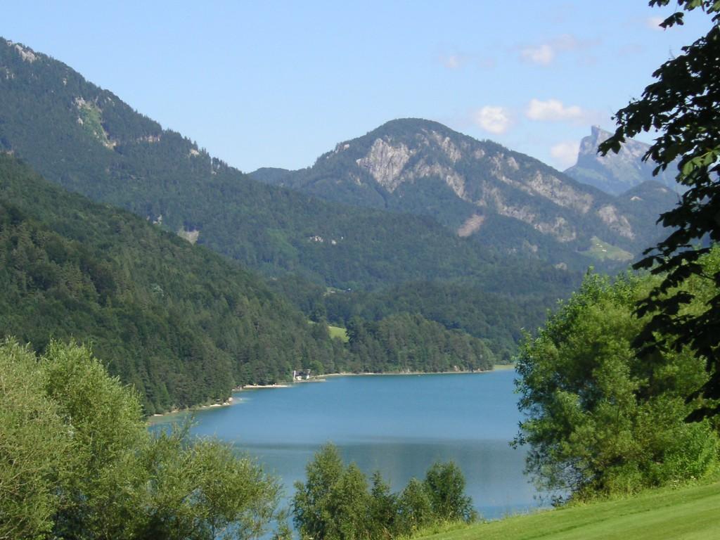 See bei Berchtesgarden, Deutschland