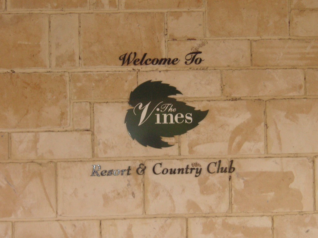 The Vines Golf Club, West-Australien
